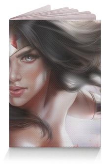 "Обложка для паспорта ""Чудо-Женщина (Wonder Woman)"" - wonder woman"