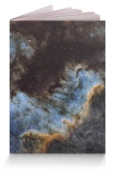 """Обложка для паспорта """"Космос"""" - space, небо, галактика, туманность"""