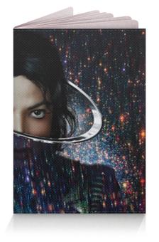 """Обложка для паспорта """"Майкл Джексон"""" - майкл джексон, michael jackson, mj"""