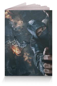 """Обложка для паспорта """"Thief (Вор) """" - вор"""