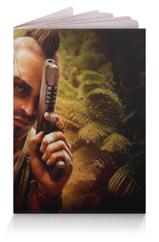"Обложка для паспорта ""Far Cry"" - far cry"