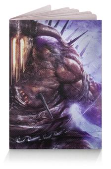 """Обложка для паспорта """"Аид (Бог войны)"""" - god of war"""