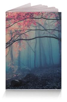 """Обложка для паспорта """"Цветение сакуры"""" - маленькая тайна"""