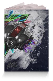 """Обложка для паспорта """"Daft Punk"""" - daft punk"""