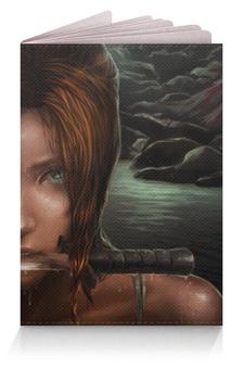"Обложка для паспорта ""Лара Крофт (Tomb Raider)"" - лара крофт"