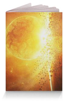 """Обложка для паспорта """"Гражданин космоса"""" - звезды, космос, вселенная, космический, thespaceway"""