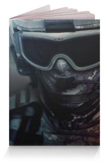 """Обложка для паспорта """"Солдат"""" - армия, война, солдат"""