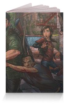 """Обложка для паспорта """"Одни из Нас (The Last of Us)"""" - последние из нас, last of us"""
