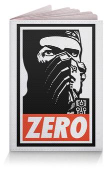 """Обложка для паспорта """"Саб-Зиро (Мортал Комбат)"""" - саб-зиро"""