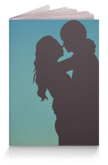 """Обложка для паспорта """"Любовь"""" - любовь, пары"""