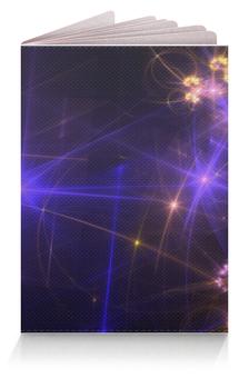"""Обложка для паспорта """"Световая фантазия"""" - абстракция, свет, фантазия"""