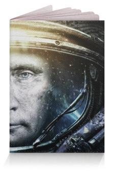 """Обложка для паспорта """"Путин"""" - россия, russia, президент, putin, рф"""