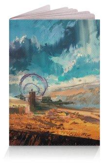 """Обложка для паспорта """"Landscape"""" - картина, пейзаж, ландшафт"""
