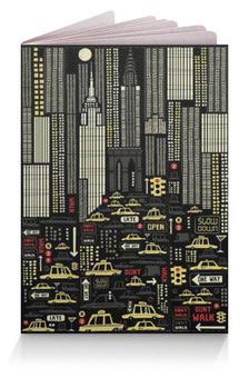 """Обложка для паспорта """"Мегаполис"""" - город, столица, центр, мегаполис"""