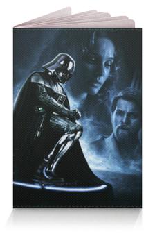 """Обложка для паспорта """"Звёздные войны (Star Wars)"""" - star wars, darth vader, дарт вейдер, звёздные войны"""