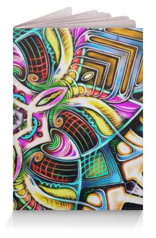 """Обложка для паспорта """"Mandala HD 4"""" - узор, ретро, классика, этно, симметрия"""