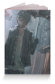 """Обложка для паспорта """"Дождь"""" - дождь"""