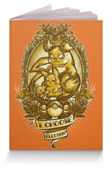 """Обложка для паспорта """"Эволюция Пичу"""" - пикачу, райчу, покемон го, i choose electric, pichu"""
