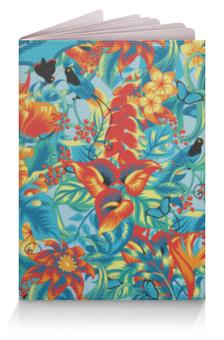 """Обложка для паспорта """"Лилии"""" - красиво, цветы, ярко, природа, лилии"""