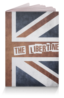 "Обложка для паспорта ""The Libertines"" - libertines"