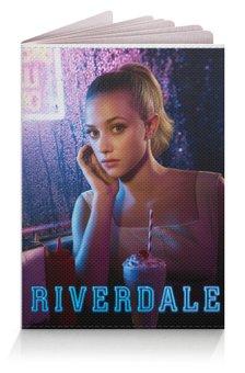 """Обложка для паспорта """"Обложка Обложка  для паспорта Riverdale"""" - riverdale, betti kypper, baklan"""