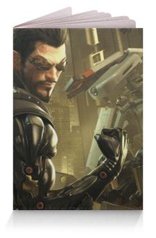 """Обложка для паспорта """"Deus Ex"""" - deus ex"""