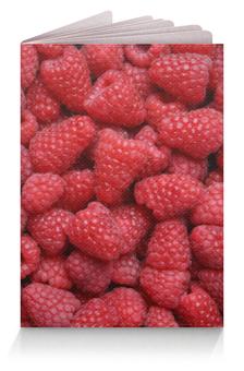 "Обложка для паспорта ""Малина"" - ягоды, малина, raspberry"