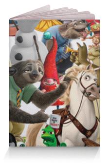 """Обложка для паспорта """"Cartoons"""" - мультяшки, мультфильм, для детей, персонажи, pixar"""
