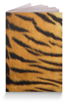 """Обложка для паспорта """"Тигровый стиль"""" - tiger, тигр"""
