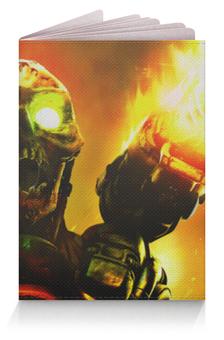 """Обложка для паспорта """"Дум (Doom)"""" - дум, doom"""