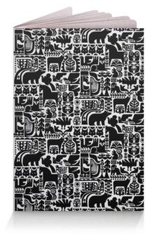 """Обложка для паспорта """"Мозаика"""" - коллаж, мозаика, природа, подарок, звери"""