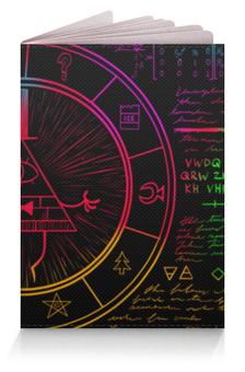 "Обложка для паспорта ""Билл Шифр (Гравити Фолз)"" - билл шифр"