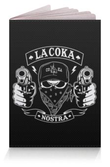 "Обложка для паспорта "" La Coka Nostra"" - музыка, la coka nostra"