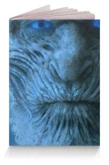 """Обложка для паспорта """"Белые Ходоки (Игра Престолов)"""" - game of thrones, white walker"""