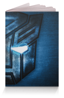 """Обложка для паспорта """"Трансформеры"""" - трансформеры, автоботы"""