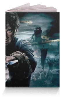 """Обложка для паспорта """"Хоббит (The Hobbit)"""" - хоббит"""