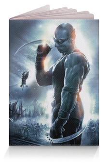 """Обложка для паспорта """"Риддик / Riddick"""" - рисунок, кино, фэнтези, риддик"""