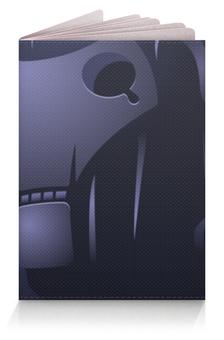 "Обложка для паспорта ""Кибермен (Доктор Кто)"" - доктор кто"