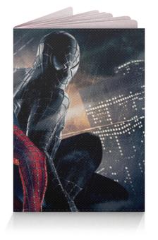 """Обложка для паспорта """"Человек-паук"""" - marvel, spider man, паук, spider, человек-паук"""