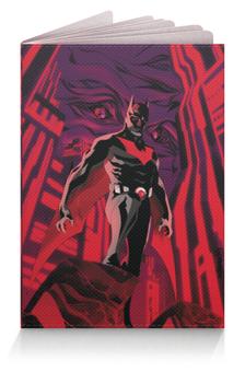 """Обложка для паспорта """"Batman Beyond / Бэтмен Будущего """" - batman, бэтмен, batman beyond, бэтмен будущего"""