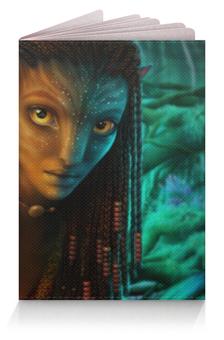 """Обложка для паспорта """"Аватар"""" - аватар, avatar, нейтири"""