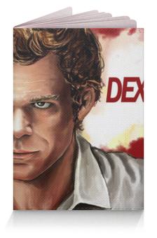 """Обложка для паспорта """"Декстер"""" - dexter"""