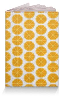 """Обложка для паспорта """"Oranges"""" - арт, рисунок, настроение, абстракция, иллюстрация"""