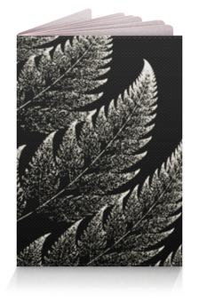 """Обложка для паспорта """"Ёлочка """" - ёлочка, елочка, ель, ёлки, елки"""