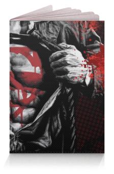 "Обложка для паспорта ""Супермен"" - супермен"