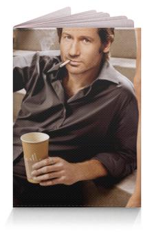 """Обложка для паспорта """" Дэвид Духовны (Блудливая Калифорния)"""" - хэнк муди"""