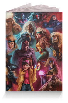 "Обложка для паспорта ""X-men / Люди Х"" - marvel, марвел, x-men, люди х"