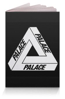 """Обложка для паспорта """"Palace"""" - топ, года"""