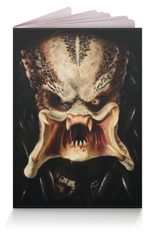 """Обложка для паспорта """"Predator / Хищник"""" - хищник, alien, aliens, чужой, predator"""