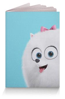 """Обложка для паспорта """"Гиджет"""" - тайная жизнь домашних животных, гиджет, the secret life of pets, gidget"""